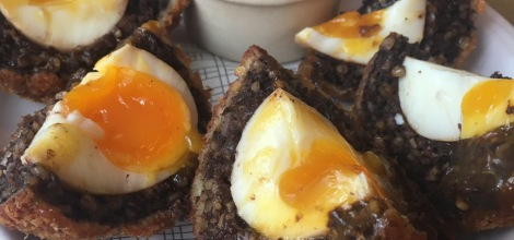 Scotch Eggs at Pint Shop