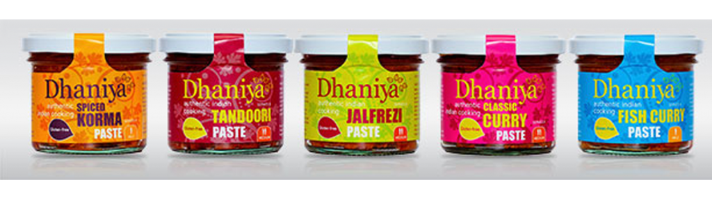 Dhaniya-Five-Pastes