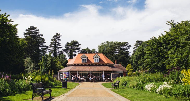 The Pavilion Bedford