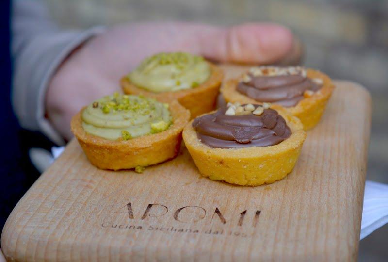 Cambridge Food Tour - Gerla - Aromi tarts